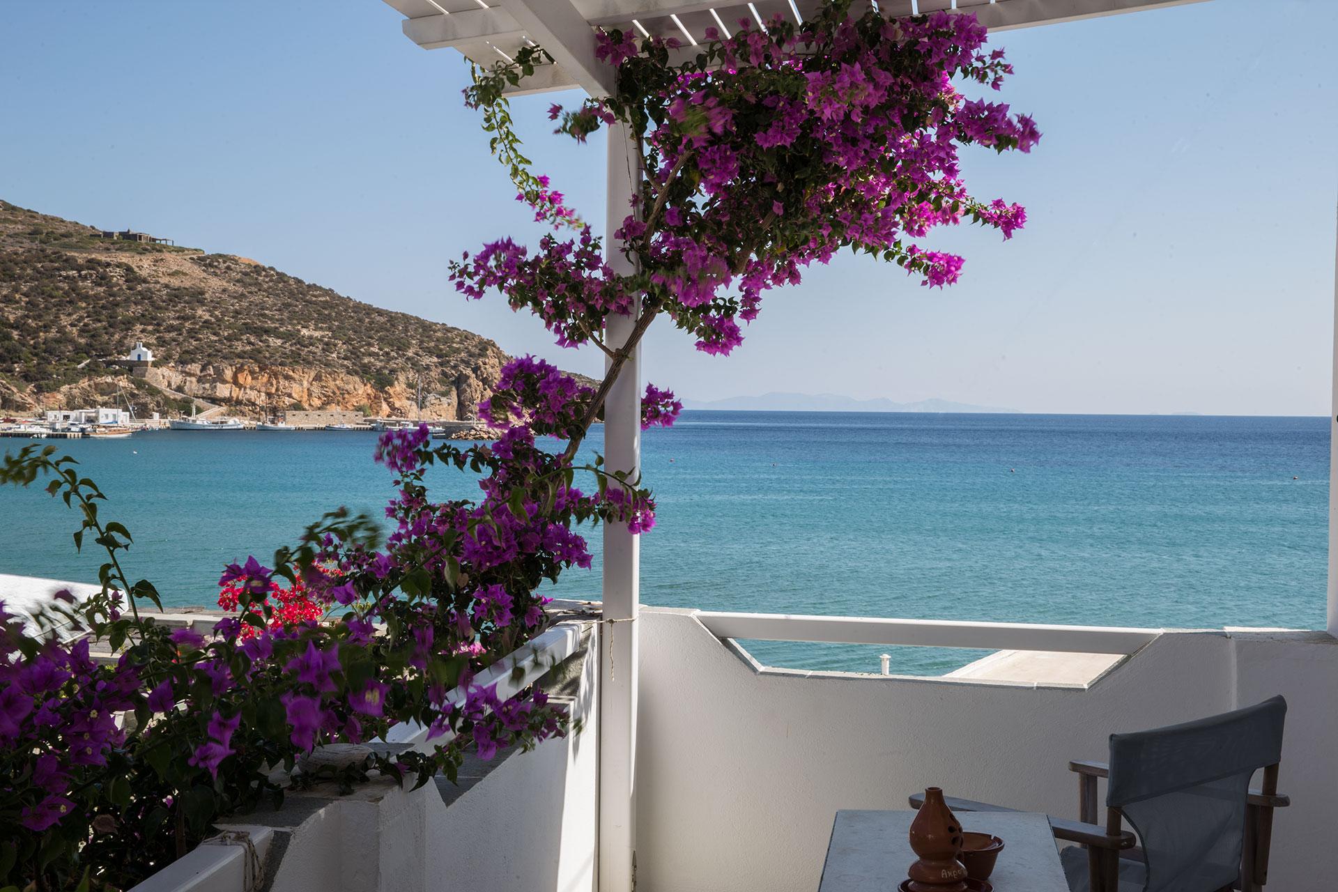Akrogiali Pension_Platys Gialos_Sifnos_Cyclades